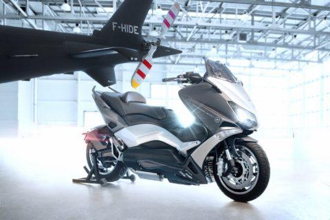 Yamaha Tmax 530 Hypermodified