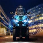 Peugeot představil nový Metropolis